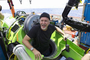 James Cameron Deep Sea</br> Challenge